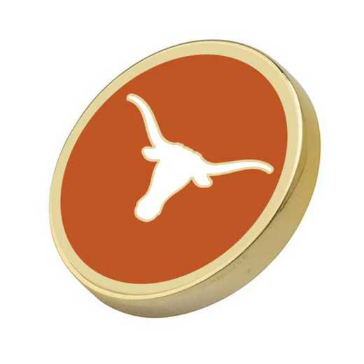 615789552741: University of Texas Enamel Lapel Pin
