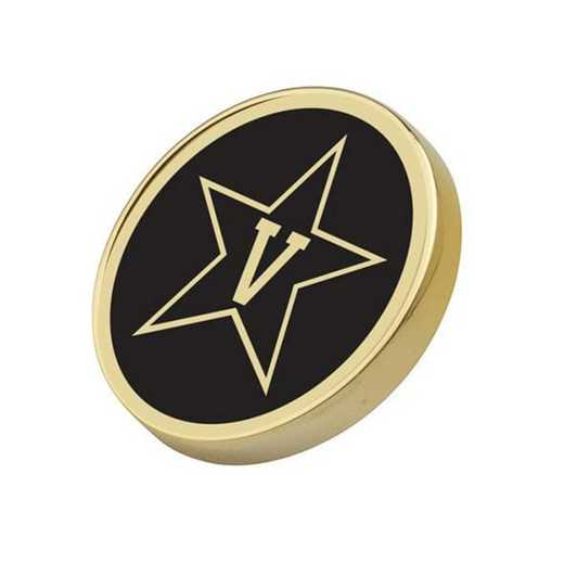 615789713784: Vanderbilt University Lapel Pin
