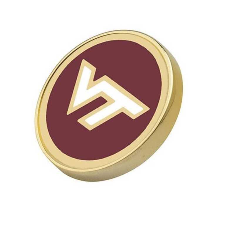 615789701200: Virginia Tech Lapel Pin