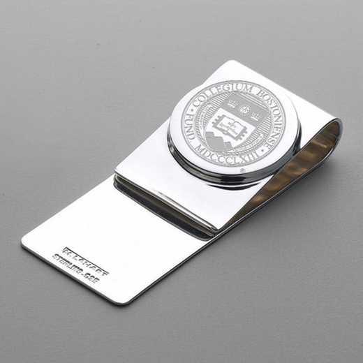 615789440291: Sterling Silver Money Clip