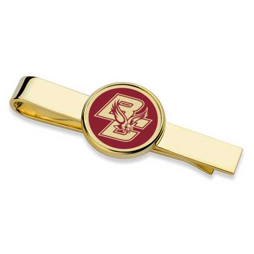 615789021735: Boston College Enamel Tie Clip