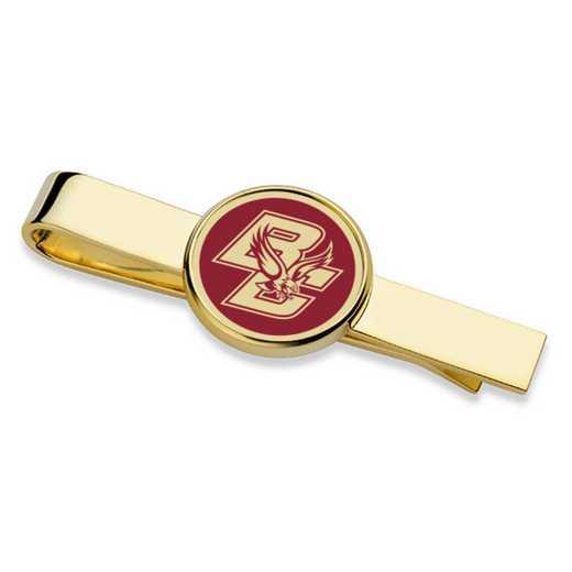 615789021735: Boston College Enamel Tie Clip