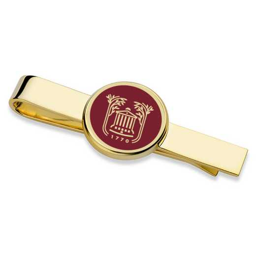 615789965879: College of Charleston Enamel Tie Clip