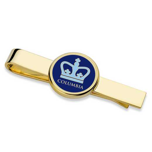 615789059516: Columbia University Tie Clip