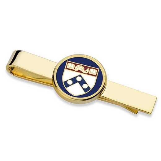 615789033868: Penn Tie Clip