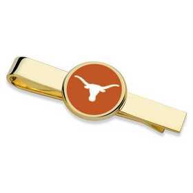 615789898085: University of Texas Enamel Tie Clip
