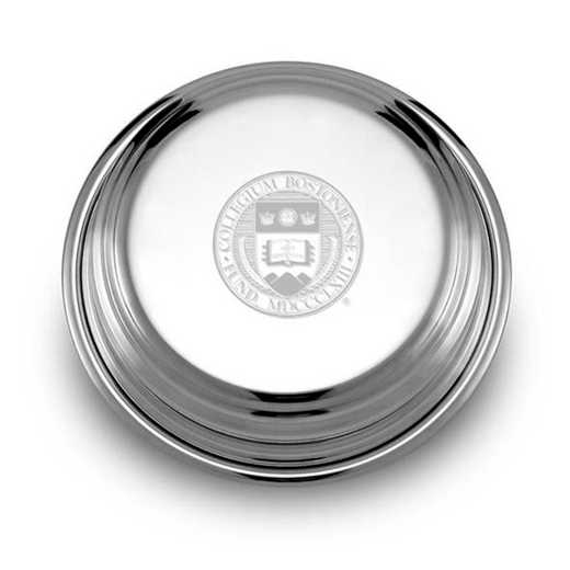 615789093947: Boston College Pewter Paperweight