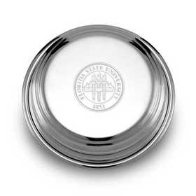 615789727088: Florida State Pewter Paperweight