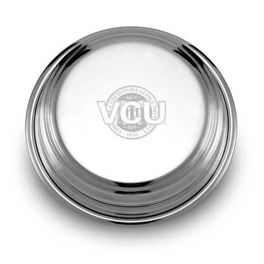 615789826552: VCU Pewter Paperweight