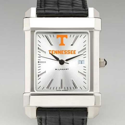 615789736790: Tennessee Men's Collegiate Watch W/ Leather Strap