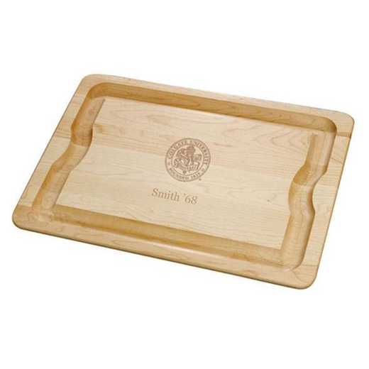 615789185192: Colgate Maple Cutting Board by M.LaHart & Co.