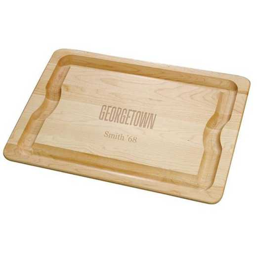 615789823223: Georgetown Maple Cutting Board by M.LaHart & Co.