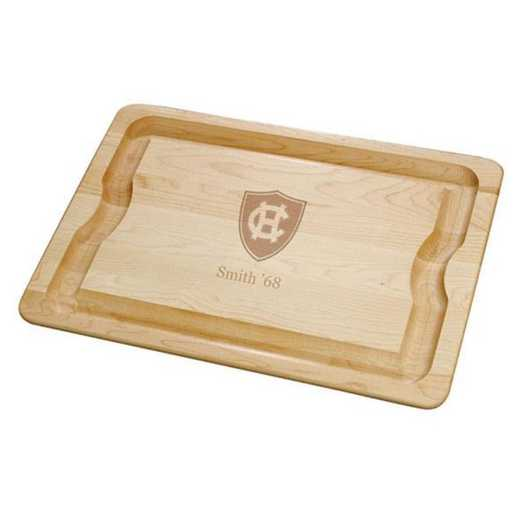 615789481201: Holy Cross Maple Cutting Board by M.LaHart & Co.