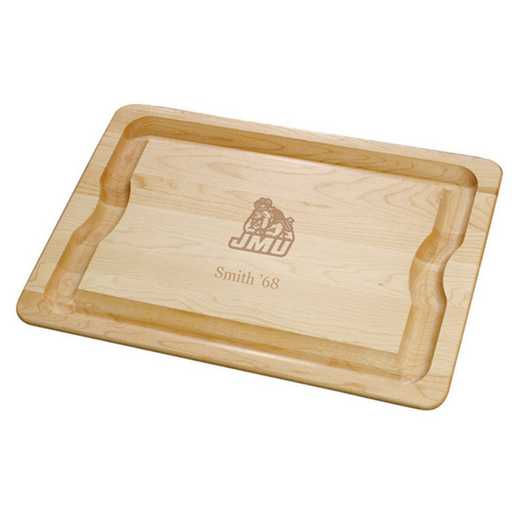 615789376194: James Madison Maple Cutting Board by M.LaHart & Co.