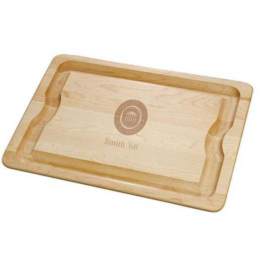 615789760139: Ole Miss Maple Cutting Board by M.LaHart & Co.