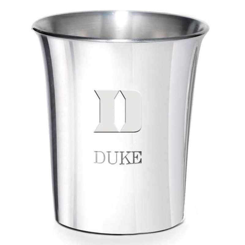 615789942146: Duke Pewter Jigger by M.LaHart & Co.