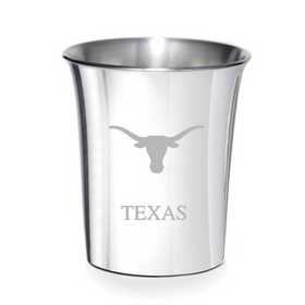 615789824213: University of Texas Pewter Jigger by M.LaHart & Co.
