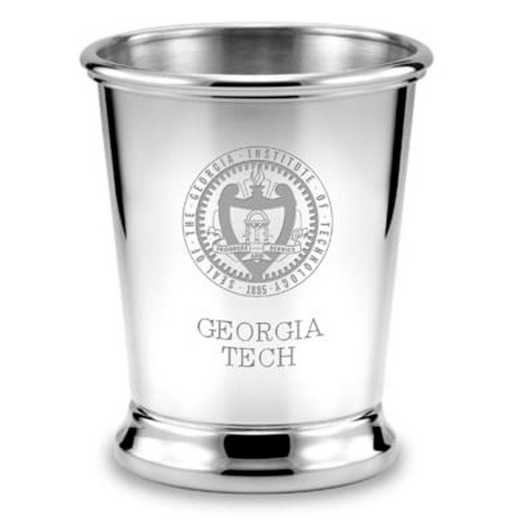 615789754596: Georgia Tech Pewter Julep Cup by M.LaHart & Co.