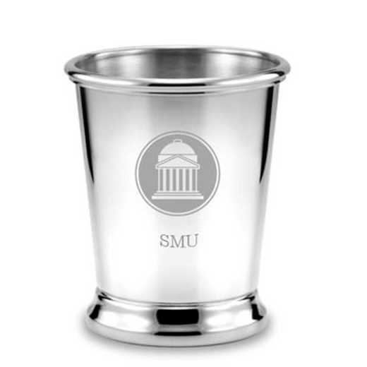 615789524700: SMU Pewter Julep Cup by M.LaHart & Co.