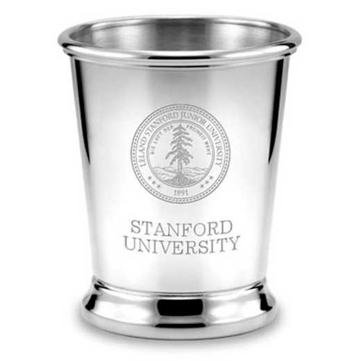 615789497660: Stanford Pewter Julep Cup by M.LaHart & Co.