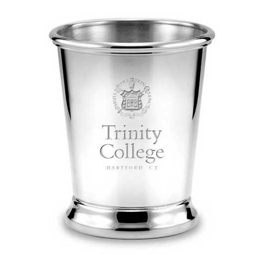 615789736233: Trinity College Pewter Julep Cup by M.LaHart & Co.