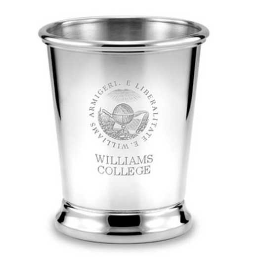 615789018476: Williams College Pewter Julep Cup by M.LaHart & Co.