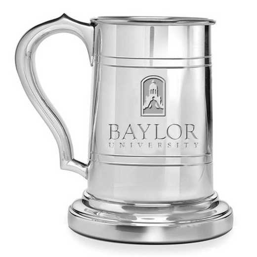 615789683506: Baylor Pewter Stein by M.LaHart & Co.