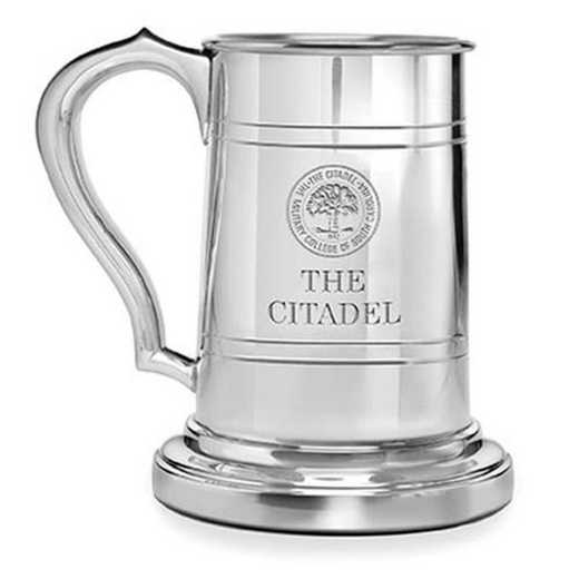 615789371991: Citadel Pewter Stein by M.LaHart & Co.