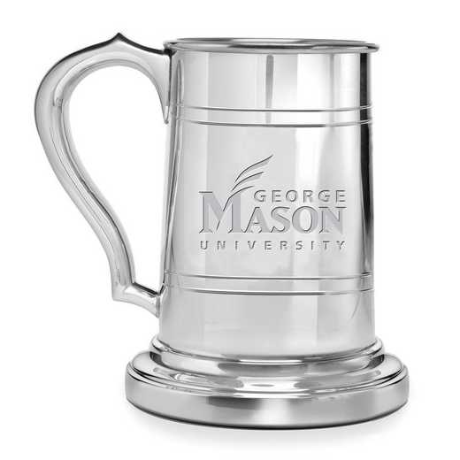 615789321835: George Mason University Pewter Stein by M.LaHart & Co.