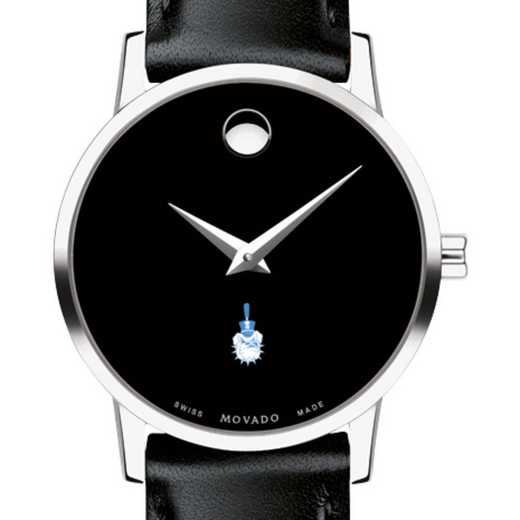 615789894285: Citadel Women's Movado Museum w/ Leather Strap