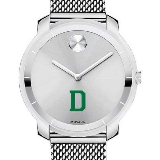 615789918387: Dartmouth College Women's Movado Stainless Bold 36