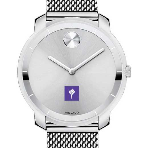 615789551263: New York U Women's Movado Stainless Bold 36