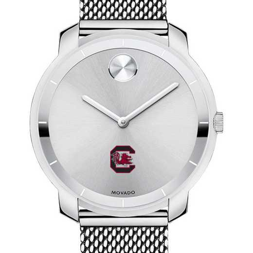 615789514954: Univers of South Carolina Women's Movado Stainless Bold 36