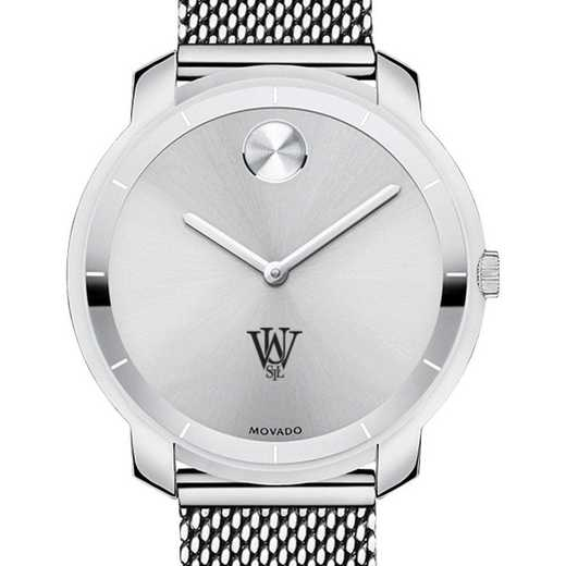 615789874805: WUSTL Women's Movado Stainless Bold 36