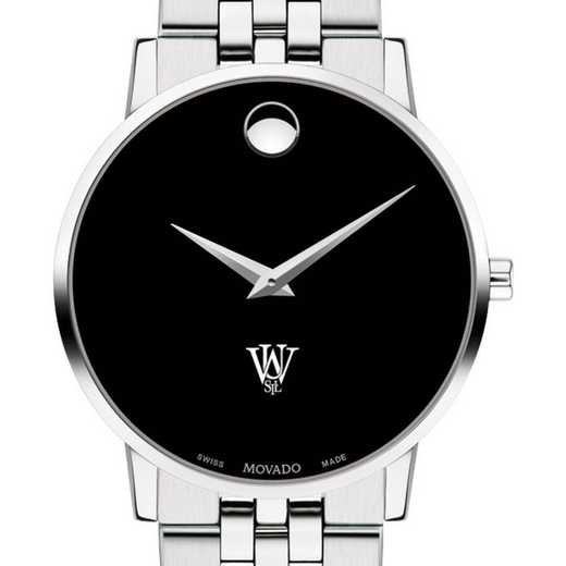 615789916710: WUSTL Men's Movado Museum with Bracelet