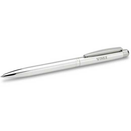 615789824725: Virginia Military Institute Pen in SS by M.LaHart & Co.