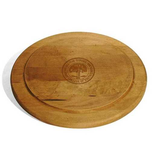 615789974864: Citadel Round Bread Server by M.LaHart & Co.