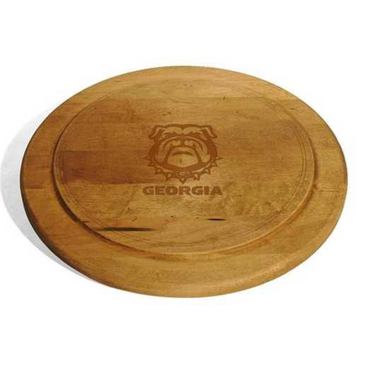 615789951797: Georgia Round Bread Server by M.LaHart & Co.