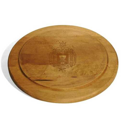 615789601616: USNA Round Bread Server by M.LaHart & Co.