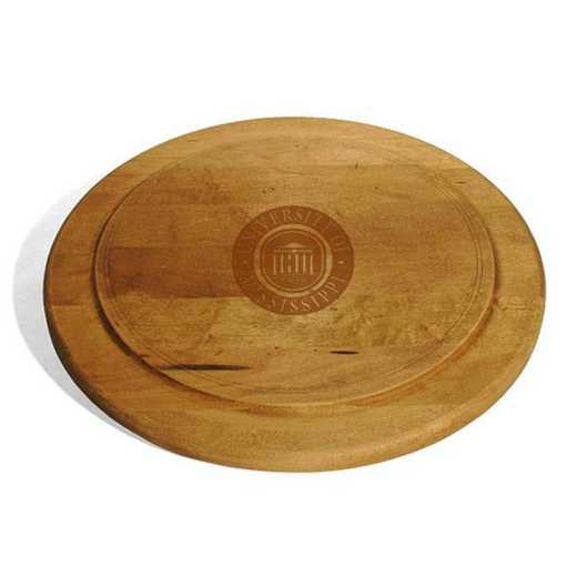 615789117780: Ole Miss Round Bread Server by M.LaHart & Co.