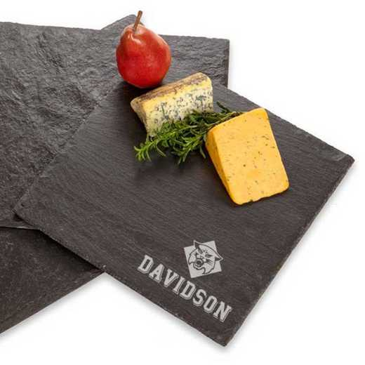 615789263227: Davidson College Slate Server by M.LaHart & Co.