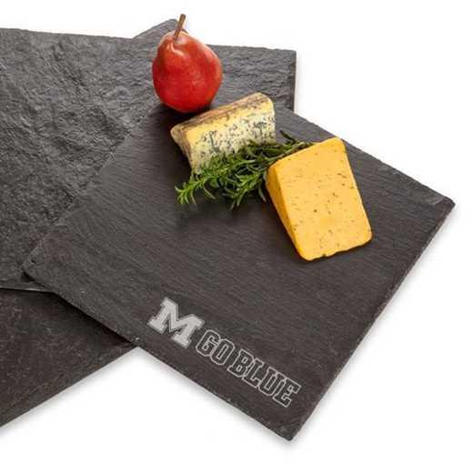 615789613237: Michigan Slate Server by M.LaHart & Co.