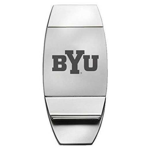 1145-BYU-L1-CLC: LXG MONEY CLIP, BYU
