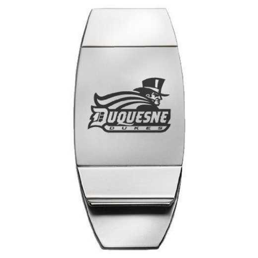 1145-DUQUESNE-L1-SMA: LXG MONEY CLIP, Duquesne University