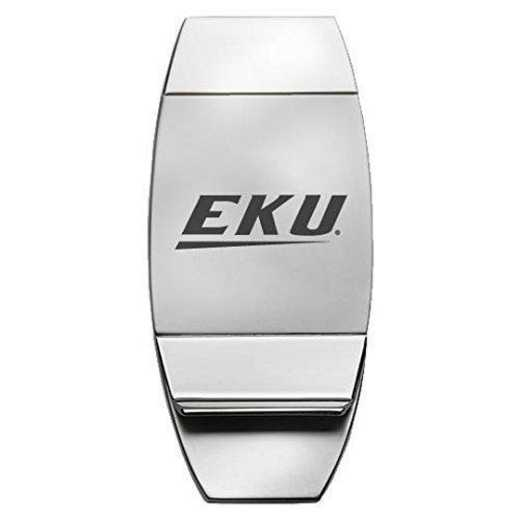 1145-EKU-L1-LRG: LXG MONEY CLIP, Eastern Kentucky