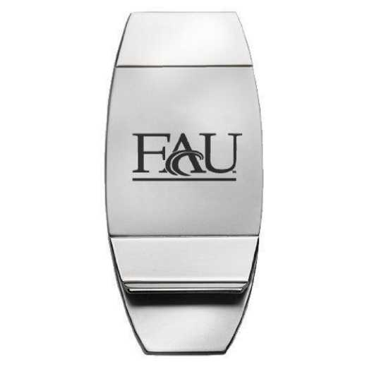 1145-FAU-L1-SMA: LXG MONEY CLIP, Florida Atlantic