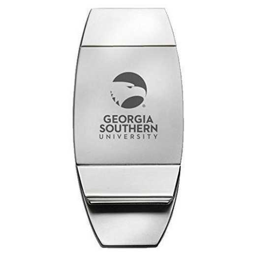 1145-GASTHRN-L1-INDEP: LXG MONEY CLIP, Georgia Southern