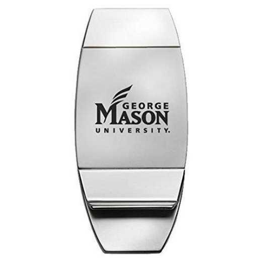 1145-GMASON-L1-CLC: LXG MONEY CLIP, George Mason
