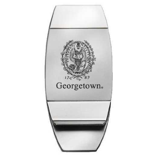 1145-GORGTWN-L1B-CLC: LXG MONEY CLIP, Georgetown
