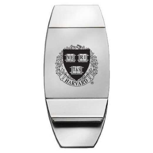 1145-HARVARD-L1-IND: LXG MONEY CLIP, Harvard